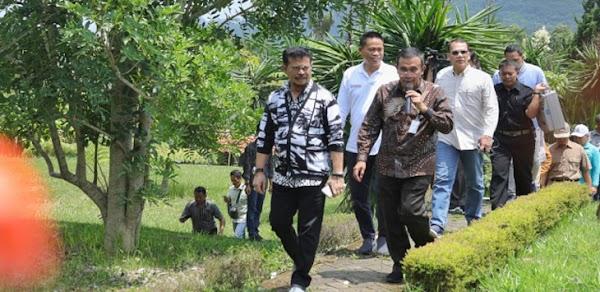 Diduga Korupsi Pengadaan Ternak dan Pakan, GPHN RI Laporkan Menteri Pertanian dan Putranya