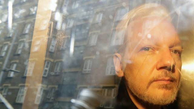 Reporteros Sin Fronteras insta a liberar a Assange por razones humanitarias