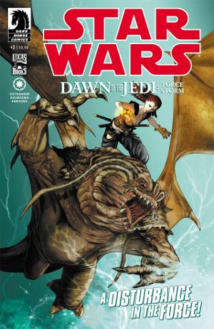 Star Wars: Dawn of the Jedi - Force Storm #2 Download