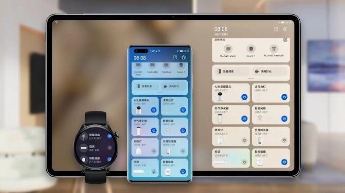 Huawei traerá más de 100 productos bajo Harmony OS