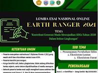 [GRATIS] Lomba Menulis Essai Nasional 2021 di Universitas Sanata Dharma