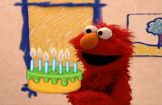 Elmo's World Birthdays Elmo's Question
