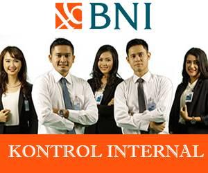 Lowongan Kerja Kontrol Internal di Bank BNI Februari 2017