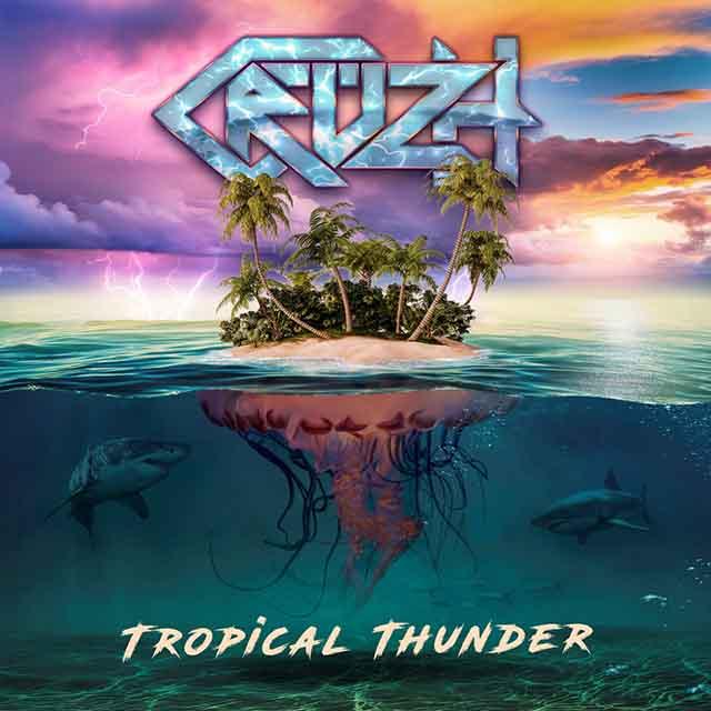"""Ο δίσκος των Cruzh """"Tropical Thunder"""""""