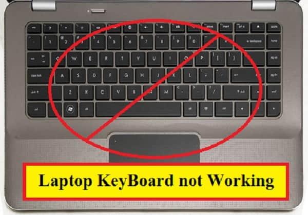 how can i unlock my hp laptop keyboard