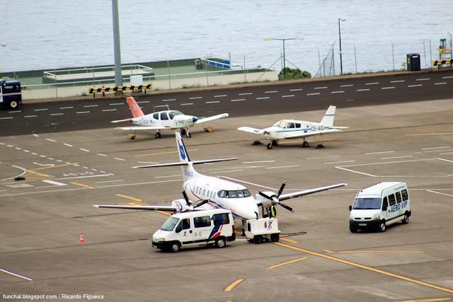 AEROPORTO DA MADEIRA - CS-AIC CS-DVQ CS-DCH