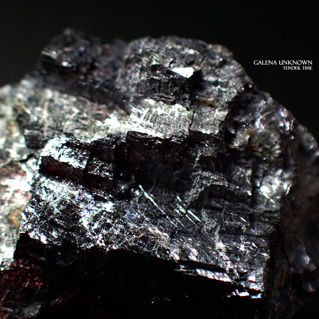ガレナ 方鉛鉱 Galena Unknown
