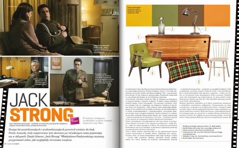 My Articles In An Interior Design Magazine Czas Na Wnętrze