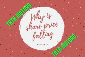 Why is tata motors share price falling? Struggle of tata motors।