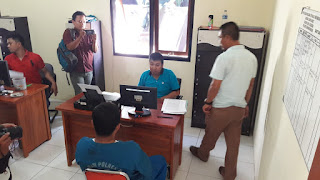 Mengaku Intel Polda, Polisi Gadungan Diamankan Polsek Lemahwungkuk Kota Cirebon