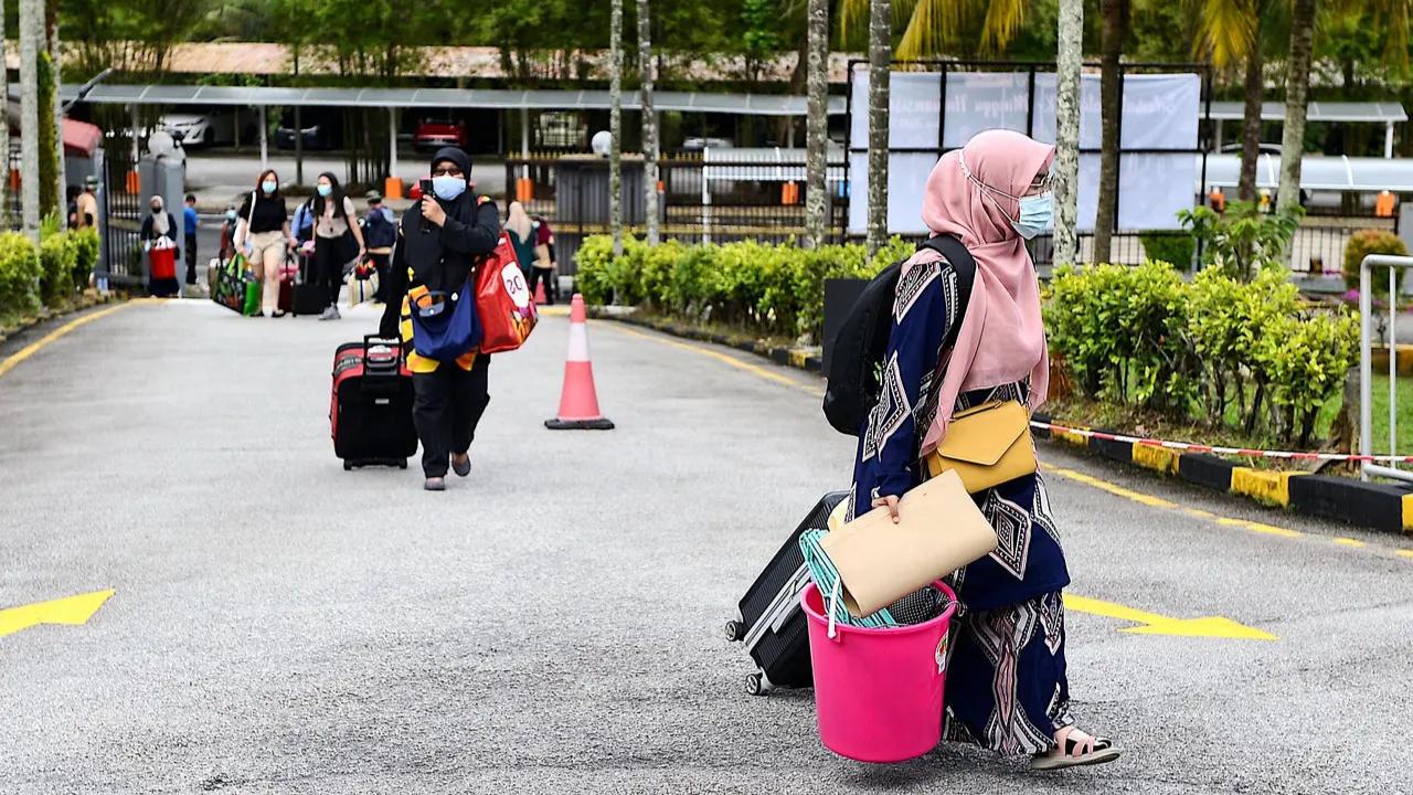 Pelajar IPT Dibenarkan Pulang Sambut Aidilfitri
