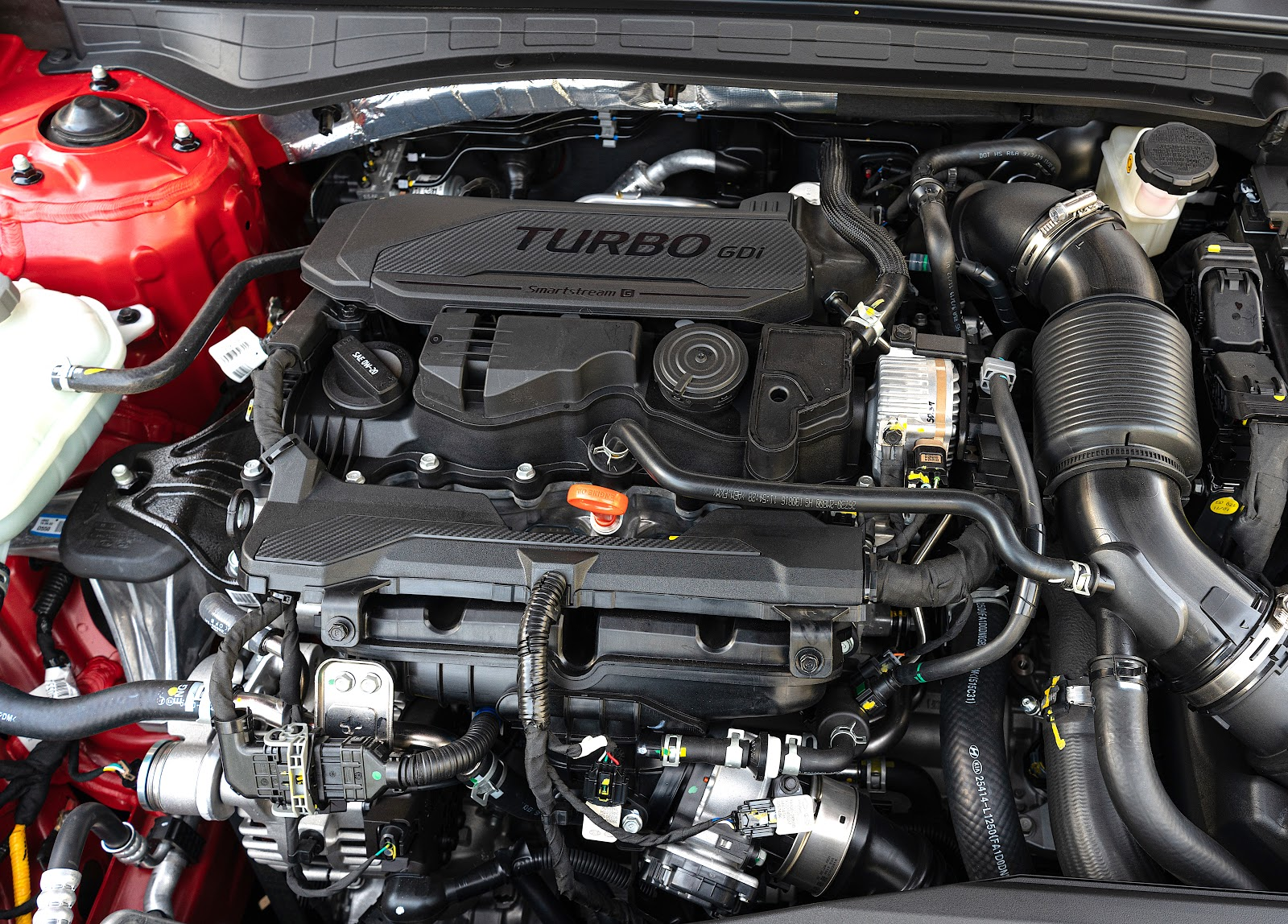 The $34,000 Hyundai Sonata's Engine Technology