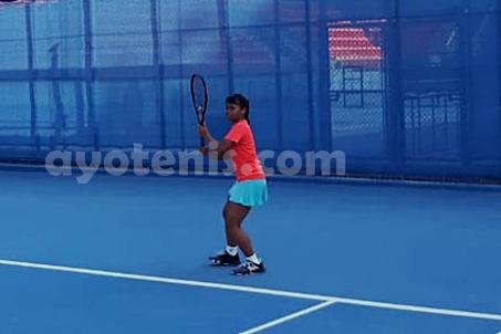 ITF Asia 14 & Under Closed Championships 2019: Naura Masih Berpeluang Melaju ke Perempat Final
