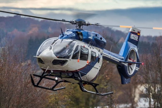 Airbus H145 multirole helicopter