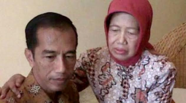 Innalillahi, Ibunda Jokowi Meninggal