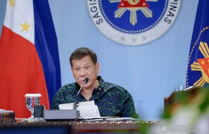 Duterte puts NCR Plus under MECQ from April 12-30