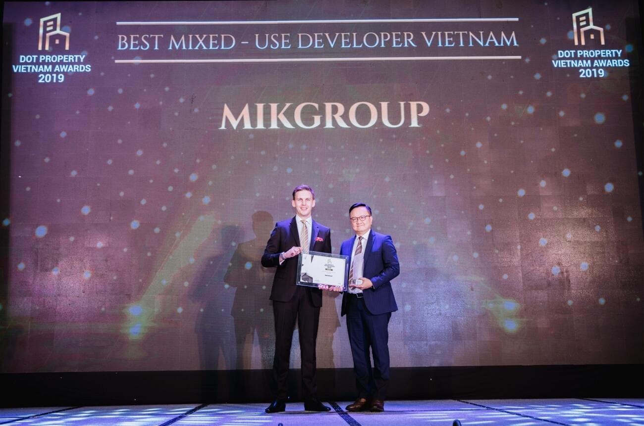 MIK Group thương hiệu bất động sản uy tín