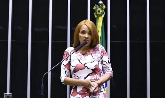 Flordelis tem mandato cassado pela Câmara dos Deputados
