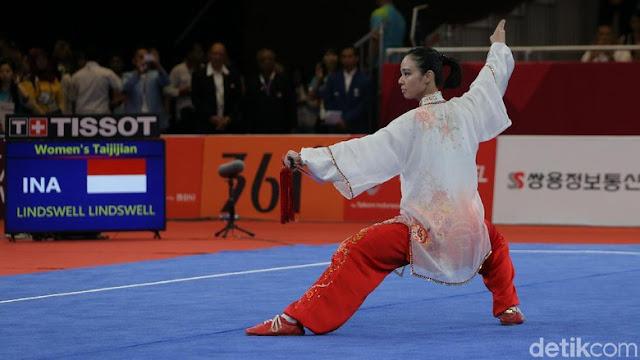 Lindswell Kwok Berhasil Mendapatkan Medali Emas di Asian Games 2018