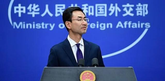 Geng Shuang, Diplomat Muda China Yang Dihadapi Seabrek Menteri Indonesia