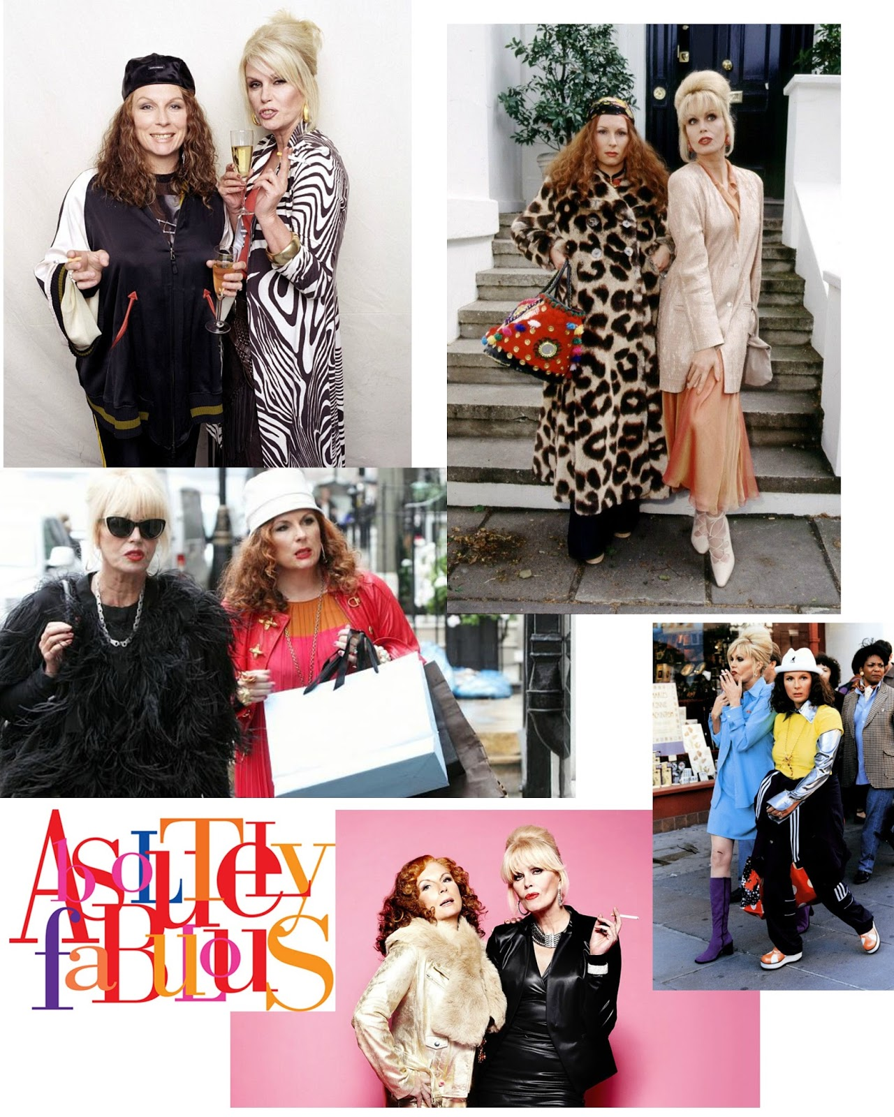 mamasVIB | V. I. BUYS: Sweetie, Darling…this is how to look Absolutely Fabulous TODAY!, Absolutely Fabulous movie, Ab Fab, fashion from ab fab