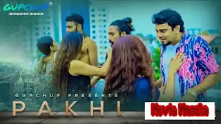Pakhi Gupchup Hindi Web Series Story Star Cast Crew Review