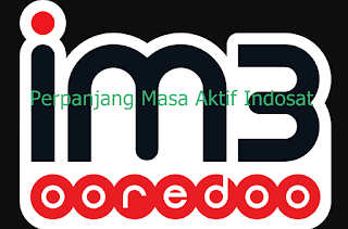 Memperpanjang Masa Aktif Indosat