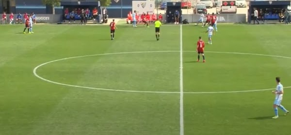 El Atlético Malagueño consigue la victoria ante el Alhaurín de la Torre (2-0)