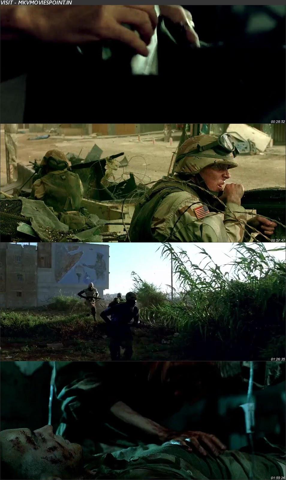 Black Hawk Down 2001 BluRay 720p 480p Dual Audio In Hindi
