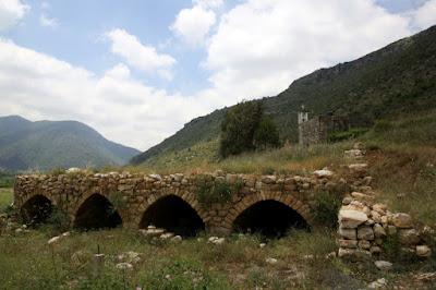 Environnement ~ Au Liban, un projet de barrage sur une faille sismique fait polémique dans - AGRICULTURE - METIERS LIES A LA TERRE a6