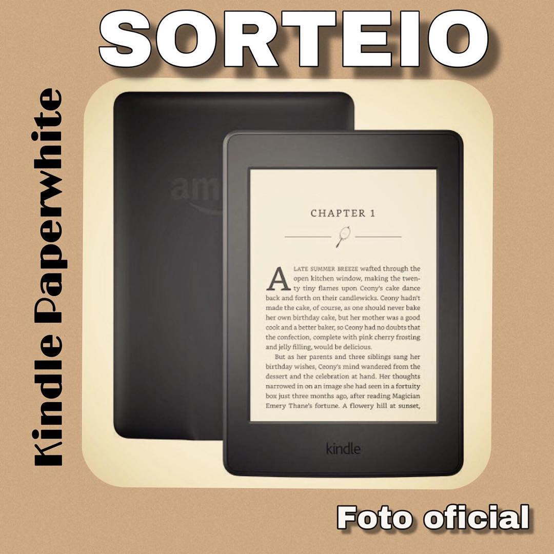 Sorteio-Kindle