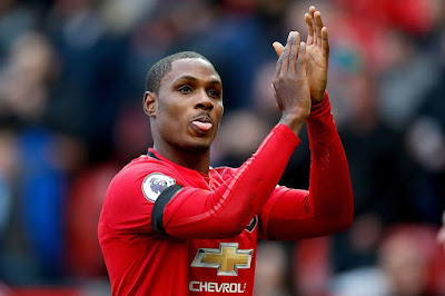 Odion Ighalo's boyhood dream of extending his contract and winning a trophy with English Premier League side Manchester United is set to be cut short as his parent club Shanghai Shenshua rejects all United's attempts to entend his stay.  According to Evening Standard, Ighalo's Manchester United loan deal expires at the end of the month and he is set to return back to China despite all United's attempts to strike an extention deal with the China club.