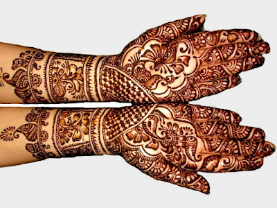 Latest Mehndi Design 2017-2019: Top mehndi Styles