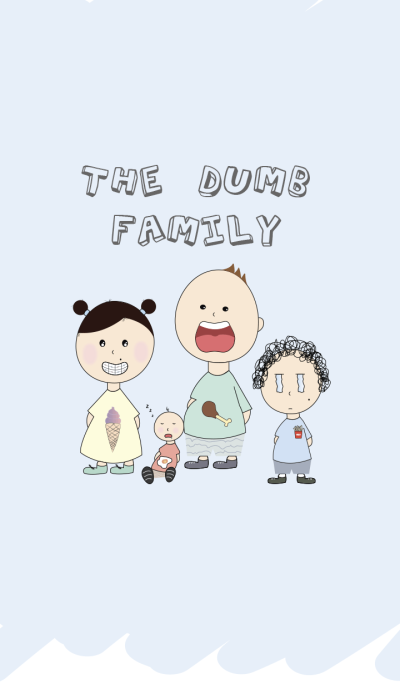 The Dumb Family ( Colour )