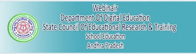 Teachers can register through this form to participate in the Webinar being conducted by SCERT Andhra Pradesh.