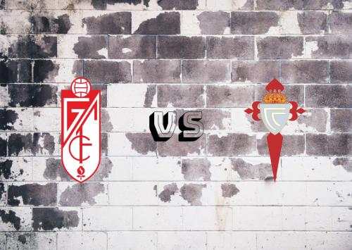 Granada vs Celta de Vigo  Resumen