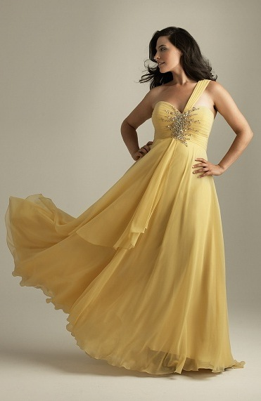 764efce963 PROM GIRL I adore the silhouette that a chiffon dress offers. We don t have  to wear black