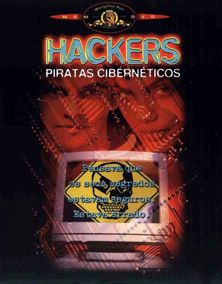 Hackers: Piratas de Computador Torrent – Blu-ray Rip 720p Dublado (1996)
