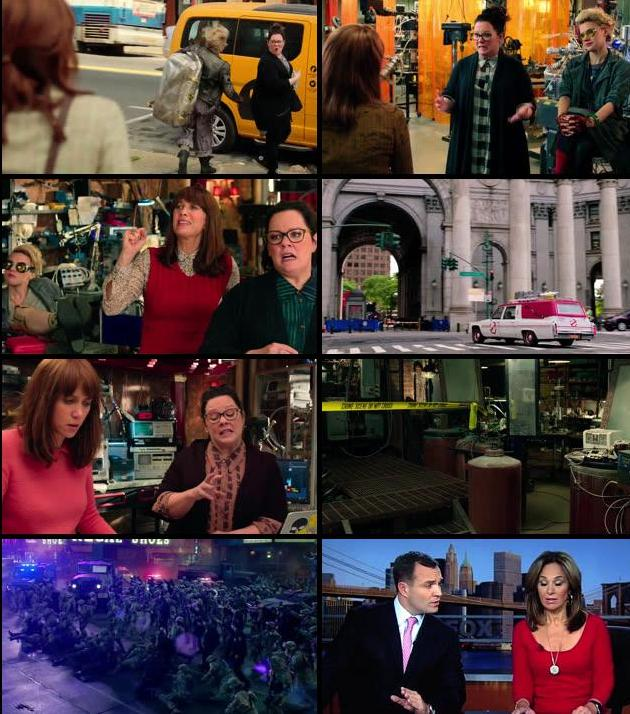 Ghostbusters 2016 English 720p WEB-DL