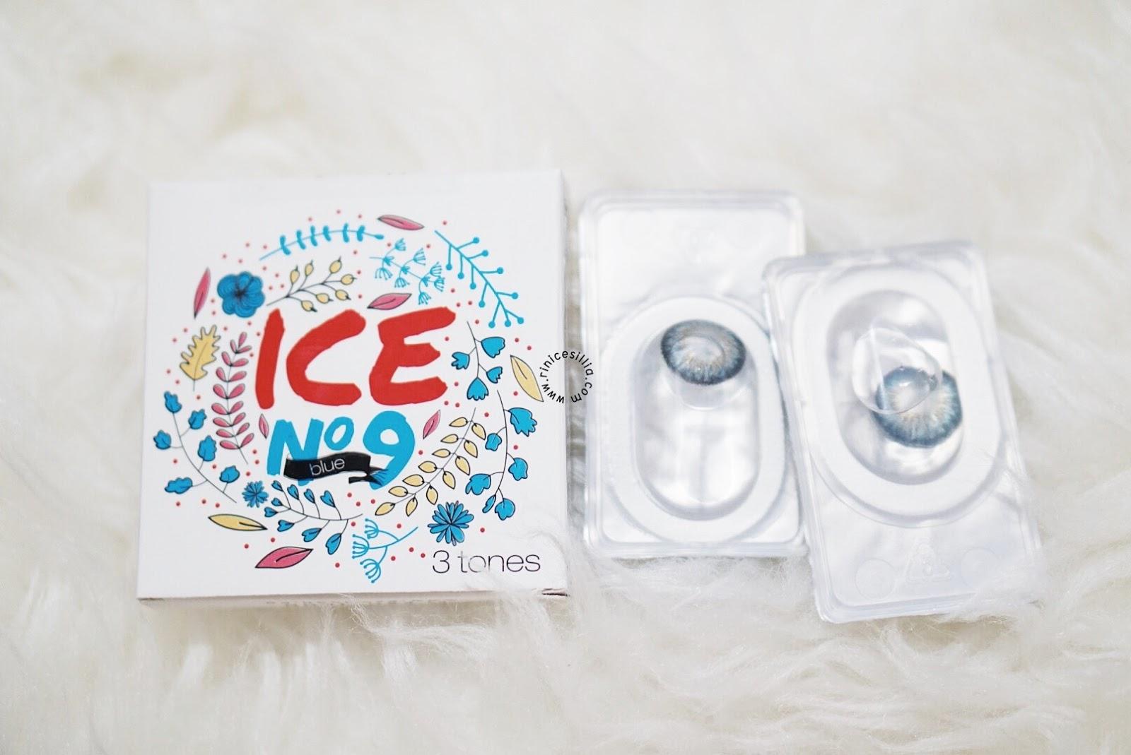 X2 Ice No 9