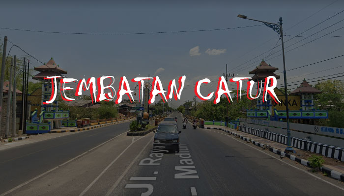 Jembatan Kota Madiun