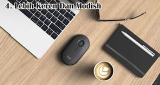 Lebih Keren Dan Modish merupakan keunggulan menggunakan mouse wireless yang wajib kamu ketahui