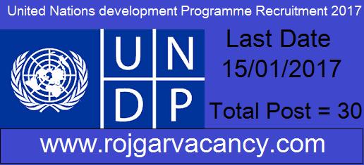 http://www.rojgarvacancy.com/2017/01/30-district-projrct-officer-undp-United-Nations-development-Programme-Recruitment-2017.html