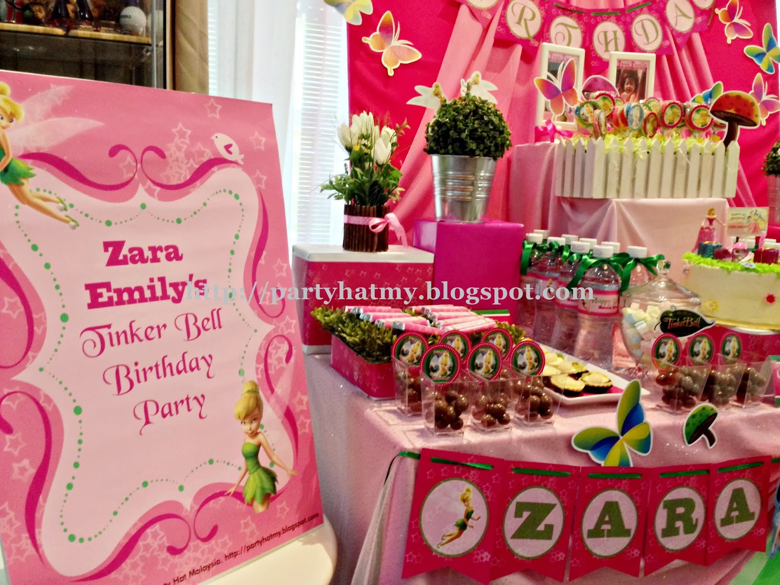 1st Birthday Party Decorations Malaysia