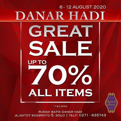 BATIK DANAR HADI GREAT SALE 70%
