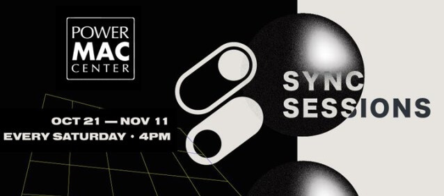 Power Mac Center Presents Sync Sessions 2017