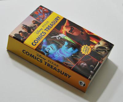 Disney•Pixar Comics Treasury