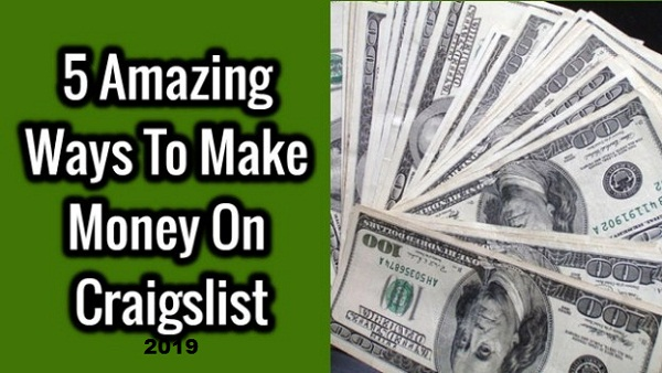 How to Earn Money Online with Craigslist