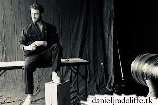 Google+: Icon El País and Esquire Middle East photoshoot BTS