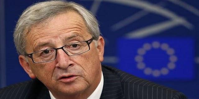 Ζαν-Κλοντ Γιούνκερ: «Τιμώ το θάρρος και την αξιοπρέπεια των Ελλήνων»